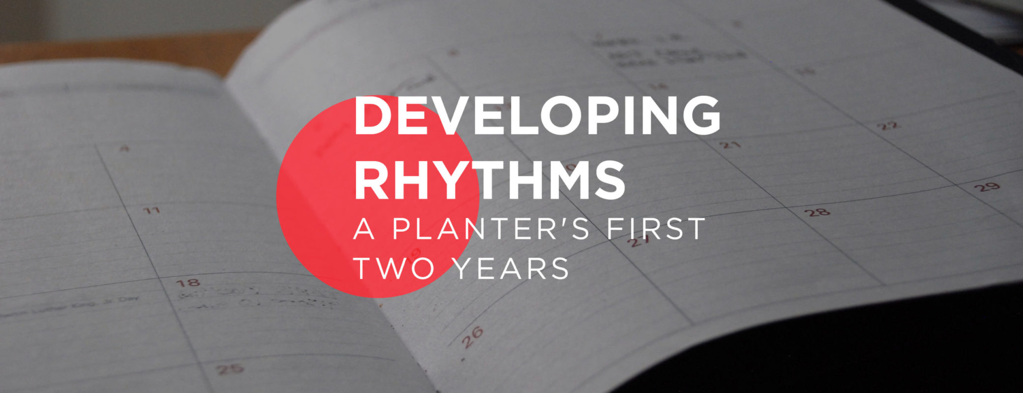 How Do I Establish Rhythms Now That I Completely Control My Schedule?